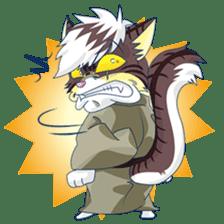 <Father cat Max> sticker #10209971