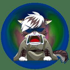 <Father cat Max> sticker #10209972