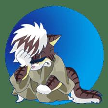 <Father cat Max> sticker #10209973