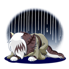 <Father cat Max> sticker #10209975