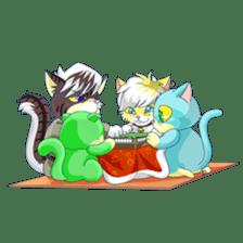 <Father cat Max> sticker #10209990