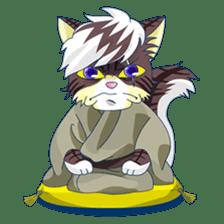 <Father cat Max> sticker #10209991