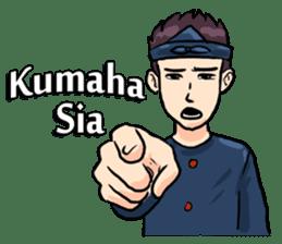 Pokokna Sunda sticker #10211755