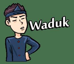 Pokokna Sunda sticker #10211756
