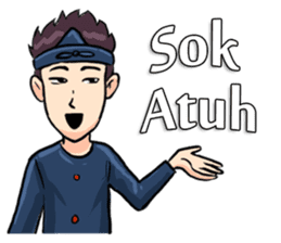 Pokokna Sunda sticker #10211772
