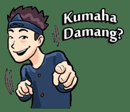 Pokokna Sunda sticker #10211788