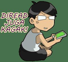 Indonesia Campur-campur sticker #10214594