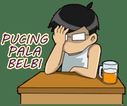 Indonesia Campur-campur sticker #10214599
