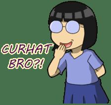 Indonesia Campur-campur sticker #10214604