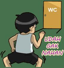 Indonesia Campur-campur sticker #10214611