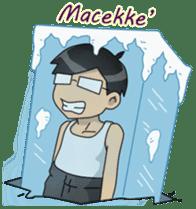 Indonesia Campur-campur sticker #10214622