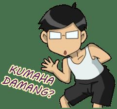 Indonesia Campur-campur sticker #10214624