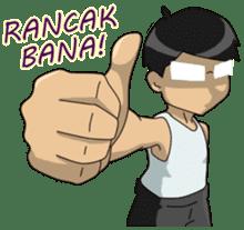 Indonesia Campur-campur sticker #10214630