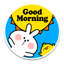 "Spoiled Rabbit ""Stickers"" sticker #10214834"