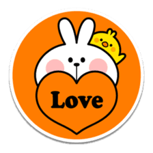 "Spoiled Rabbit ""Stickers"" sticker #10214855"