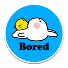 "Spoiled Rabbit ""Stickers"" sticker #10214866"