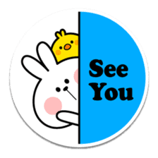 "Spoiled Rabbit ""Stickers"" sticker #10214870"