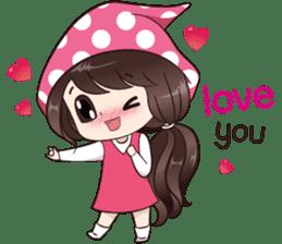 Boobib Magic Love Love sticker #10215080