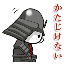 Bear became warlords. sticker #10217481