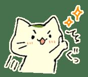 maccha-neko sticker #10218379