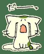 maccha-neko sticker #10218387