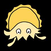 สติ๊กเกอร์ไลน์ Cuttlefish stickers