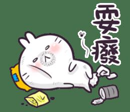 Bosstwo - Cute Rabbit POOZ(8) sticker #10226296