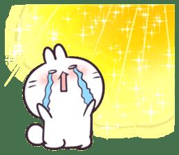 Bosstwo - Cute Rabbit POOZ(8) sticker #10226302