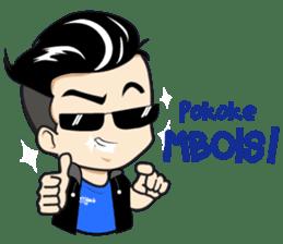 Arek Mbois 1.5 sticker #10226313