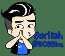 Arek Mbois 1.5 sticker #10226318