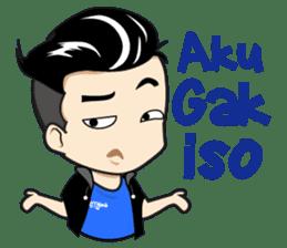 Arek Mbois 1.5 sticker #10226327