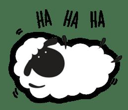 Sheepie sheep sticker #10230740