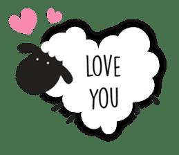 Sheepie sheep sticker #10230744