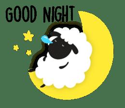 Sheepie sheep sticker #10230752