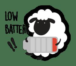 Sheepie sheep sticker #10230754