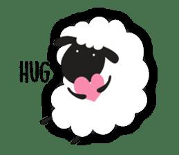 Sheepie sheep sticker #10230758