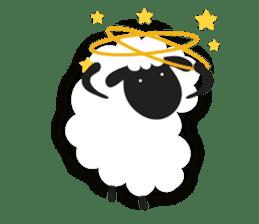 Sheepie sheep sticker #10230767