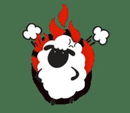 Sheepie sheep sticker #10230768