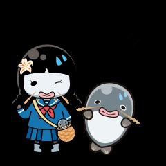 Namegata japan official character