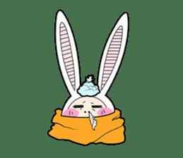 Doubi Bunny sticker #10235784