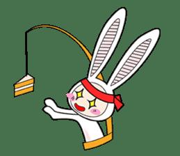 Doubi Bunny sticker #10235800