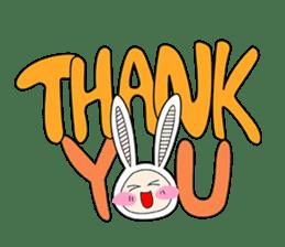 Doubi Bunny sticker #10235808