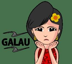 Gadis Kembang Kota sticker #10243366