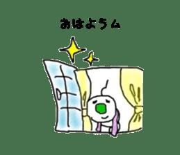 kyorokyoroimomu sticker #10246046