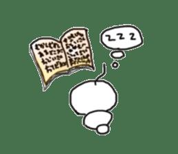 kyorokyoroimomu sticker #10246064