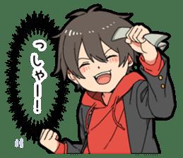 Voice of the boy's heart vol.3 sticker #10247936