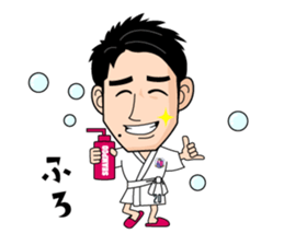 cerezo osaka official Sticker 2016 sticker #10249194