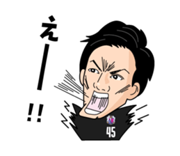 cerezo osaka official Sticker 2016 sticker #10249214