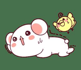 Convenient! Fluffy Bear sticker #10261601