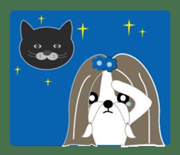 Huu and his boon buddies 2 sticker #10269681